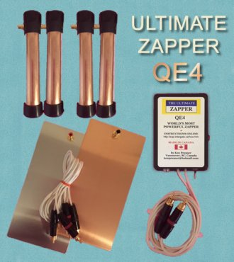 Ultimate Zapper QE4 by Ken Presner